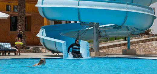 Dans un parc aquatique, en Egypte en 2011. Frans Persoon/Flickr, CC BY-NC-ND